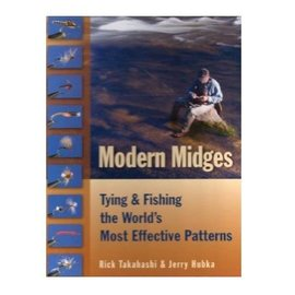 Modern Midges - Tying & Fishing Book