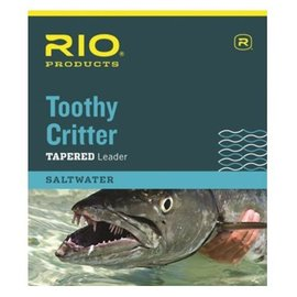 Rio Products Rio Toothy Critter - 7.5FT - 20LB