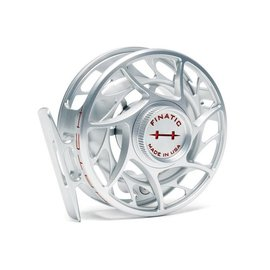 Hatch Outdoors Hatch Finatic - 4 Plus - Mid Arbor Reel - Red