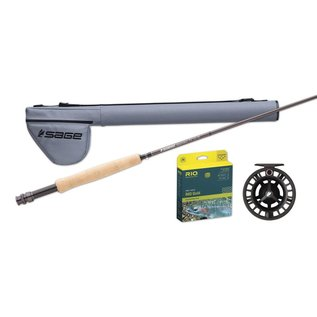 Sage Sage APPROACH Outfit - 590-4 W/ 2250 Reel