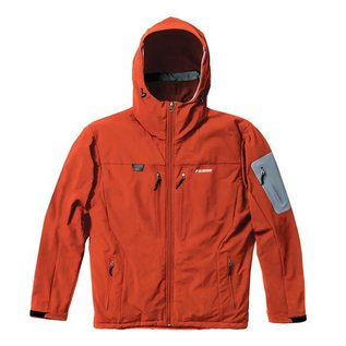 Sage Sage Quest Softshell Hoody - Canyon