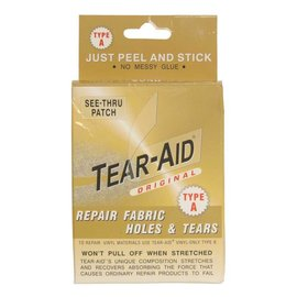NRS Tear-Aid Patch Fabric Type A Kit
