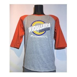 Ridgway Youth Vintage 3/4 Sleeve Shirt