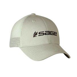 Sage Sage Mesh Back Trucker