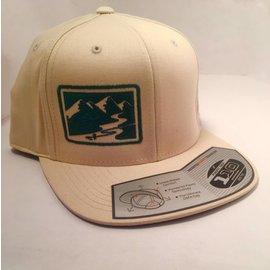 Simms Fishing Simms Flexfit Twill Snapback - RIGS Side Logo - Cork