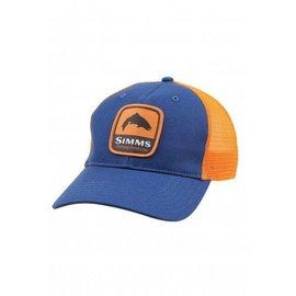 Simms Fishing Simms Patch Trucker Cap - Dusk