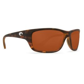Costa Del Mar Costa Tasman Sea - Copper - 580P - Matte Retro Tortoise Frame