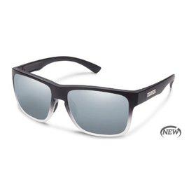 Suncloud Rambler - Black Gray Fade/Sliver Mirror