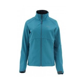 Simms Fishing Simms Women's Challenger Windblock Jacket - Teal