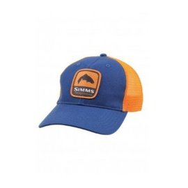 Simms Fishing Simms Patch Trucker Cap - Dusk