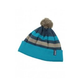 Simms Women's Fleece Lined Pom Hat - Pond