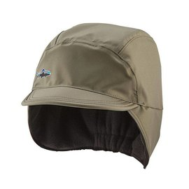 Patagonia Patagonia Men's Water-Resistant Shelled Synch Cap - Light Bog