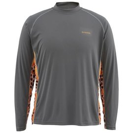Simms Fishing Simms Solarflex LS Crewneck - De Young Trout Iron