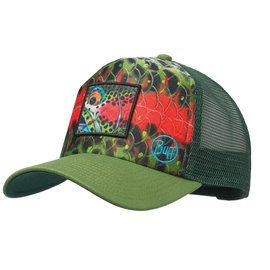 Buff Headwear Buff Trucker Cap DeYoung - Rainbow Royal