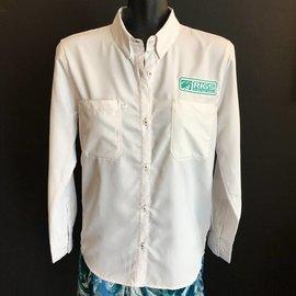 Patagonia Patagonia Women's L/S Sol Patrol Shirt - RIGS Logo - White