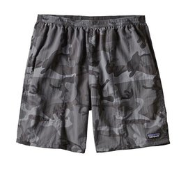 Patagonia Patagonia Men's Baggies Longs - 7 in. - Forest Camo Forge Grey