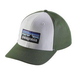 Patagonia Patagonia P-6 Logo Roger That Hat - White