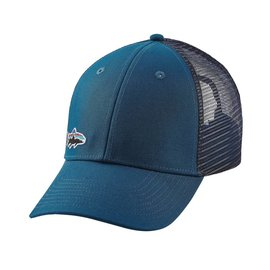 Patagonia Patagonia Small Fitz Roy Trout LoPro Trucker Hat - Big Sur Blue