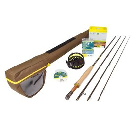 Redington Redington Path II Outfit W/ Crosswater Reel - 4 PC - 590-4 - 5WT - 9'0""