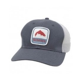 Simms Fishing Simms Patch Trucker Cap - Admiral Blue
