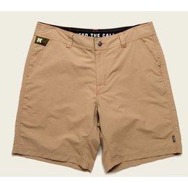 Howler Horizon Hybrid Shorts - Colonial Khaki