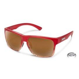 Suncloud Rambler - Red Tortoise/Brown