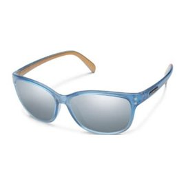 Suncloud Flutter - Periwinkle Backpaint/Silver Mirror - Polarized Polycarbonate