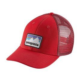 Patagonia Patagonia Shop Sticker Patch LoPro Trucker Hat Fire ALL