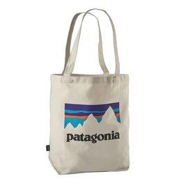 Patagonia Patagonia Market Tote - '73 Logo Bleached Stone