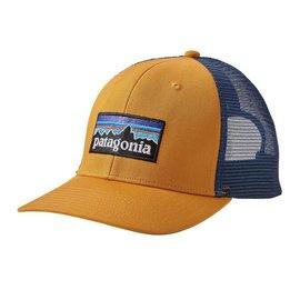 Patagonia Patagonia P-6 Logo Trucker Hat - Ysidro Yellow