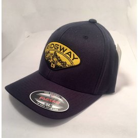 Ridgway Flexfit Wooly Blend Cap - Dark Navy