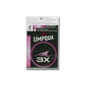 Umpqua Feather Merchants Umpqua Power Taper Leader - Milk/Pink - 5X - 10 ft