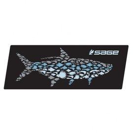 Sage Sage Bumper Sticker Tarpon