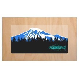 Rep Your Water Rep Your Water - Mountain Sticker