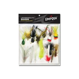 Umpqua Feather Merchants Umpqua Largemouth Bass Deluxe Selection