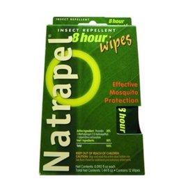 Natrapel 8 Hour Wipes 12 PK