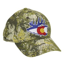Rep Your Water Rep Your Water Hat - Colorado Elk - Full Cloth