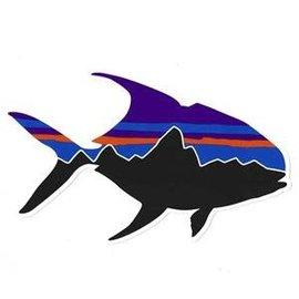 Patagonia Patagonia Fitzroy Permit Sticker