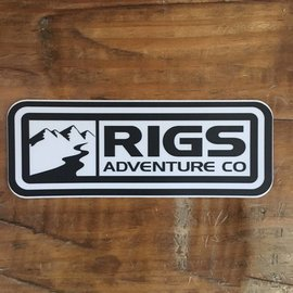 RIGS Adventure CO Sticker