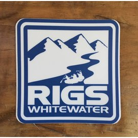 RIGS Whitewater Sticker