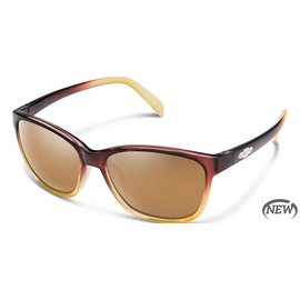 Suncloud Dawson - Polarized Polycarbonate Brown Fade/Sienna Mirror
