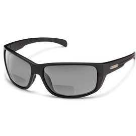 Suncloud Milestone Readers - Matte Black/Gray - Polarized Polycarbonate