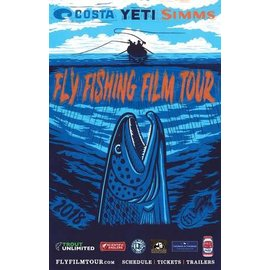RIGS Fly Fishing Film Tour Ticket - April 14, 2018