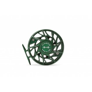 Hatch Outdoors Hatch Finatic Gen 2 Fly Reel - CUSTOM Green/Silver