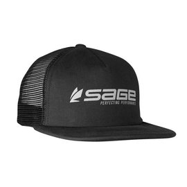 Sage Sage Foam Trucker - Black