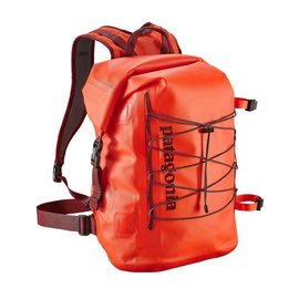 Patagonia Roll Top Pack Cusco Orange