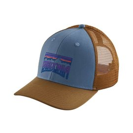 Patagonia Patagonia Fitz Roy Frostbite Mid Crown Trucker Hat - Railroad Blue