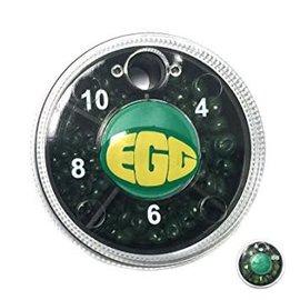 Dinsmores Dinsmores Green Egg - 4-Micro - Size 4,6,8,10