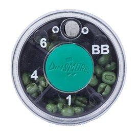 Dinsmores Dinsmores Green Egg - Size BB, 1,4,6 - 4 Shot