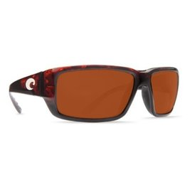 Costa Del Mar Costa Fantail Copper - 580P - Tortoise Frame (M)